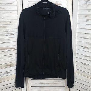 CHAMPION | Black Zip Up Active Wear Jacket